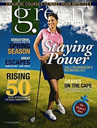 The Green Magazine Golf Beyond the Links